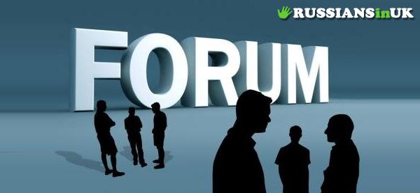russian forum